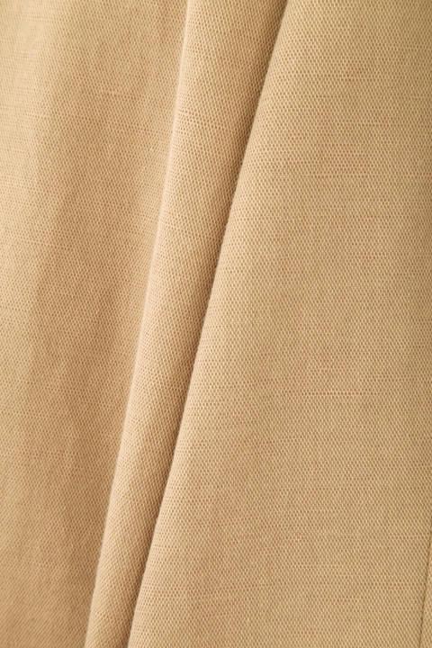 【先行予約 3月下旬-4月上旬 入荷予定】【雑誌 Oggi 5月号掲載】綿麻スラブテーラードジャケット