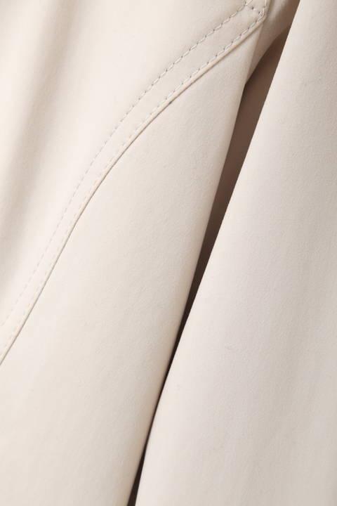 【先行予約 2月上旬-2月中旬入荷予定】【ドラマ 相武紗季さん着用】パウダーピーチスタンドカラーライダース