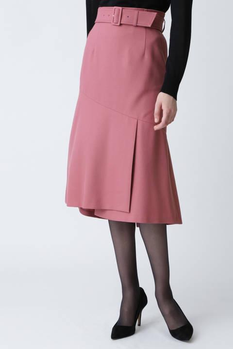 フレアヘムミディスカート