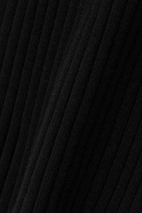 ミドルゲージRIBニットUPスカート