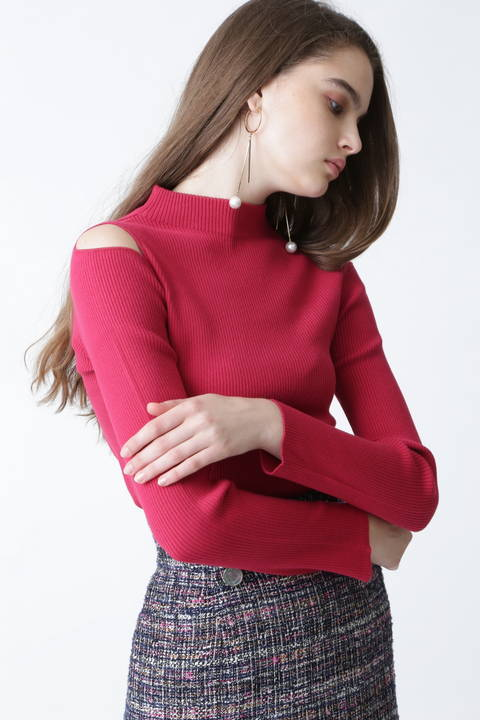 [WEB限定商品]カッティングTOPS
