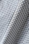 【Outlet】BK/サテンストレッチ変形ダイヤ柄ショートパンツ