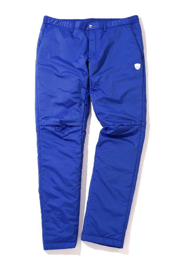 WH/高密度タフタ 中綿パンツ (MENS)