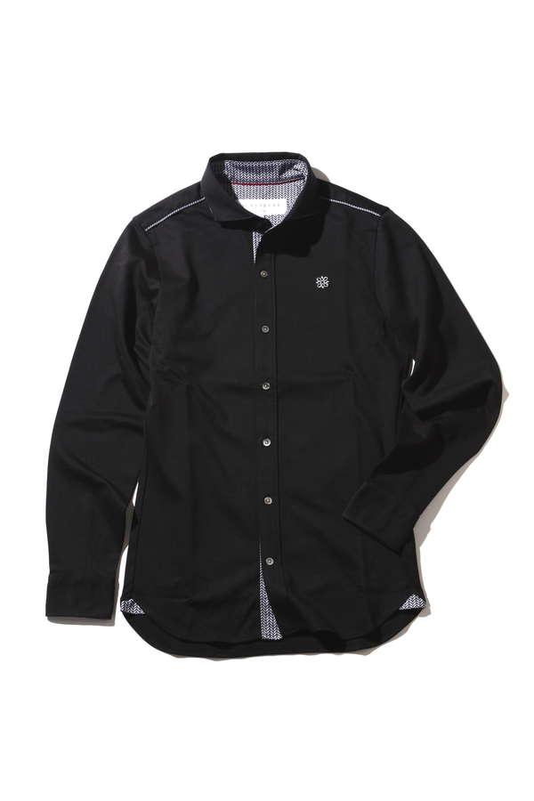 WH ハイゲージ ストレッチ ツイルシャツ (MEN'S)