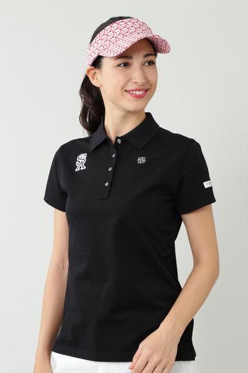 ハイゲージカノコ 半袖ポロシャツ (WOMENS)