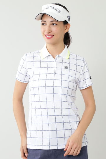 【Regina掲載商品】ウィンドペンロゴプリント半袖シャツ (WOMENS)