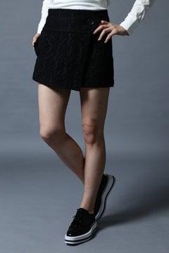BK/バティック柄ジャガードスカート
