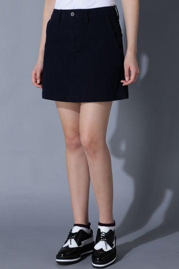 BK/ストレッチべネシャンスカート