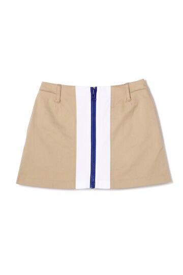 WH/ツイルストレッチスカート