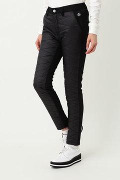 WH/高密度タフタ薄中綿パンツ