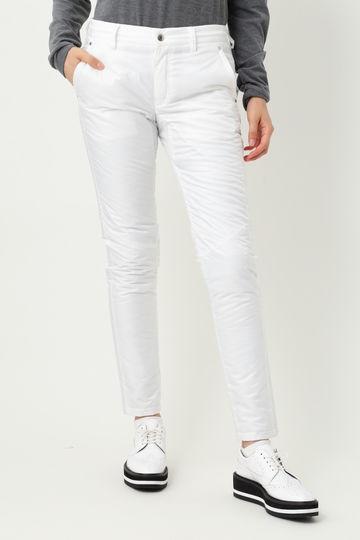 WH/高密度タフタ 中綿ロングパンツ(WOMENS)