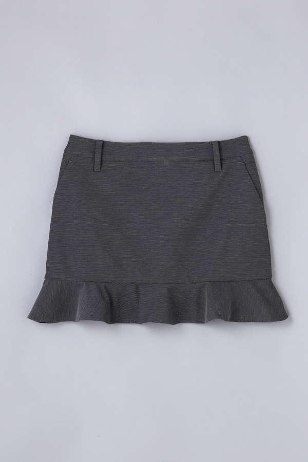 【Outlet】BK/ボディシェルドライ ストレッチスカート