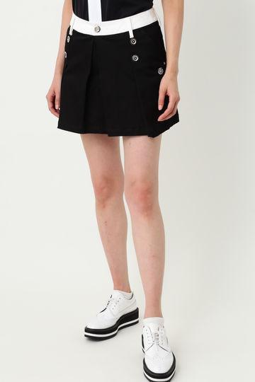 WH/ストレッチカルゼスカート