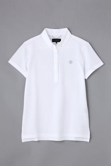 【Outlet】BK/デラヴェプレミアムゴールド サッカープリントシャツ