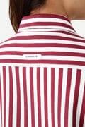 WH/ポンチストライプシャツ