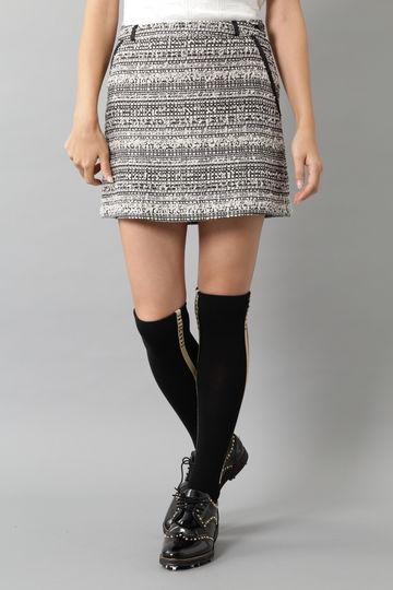 ループツイードスカート (WOMENS)