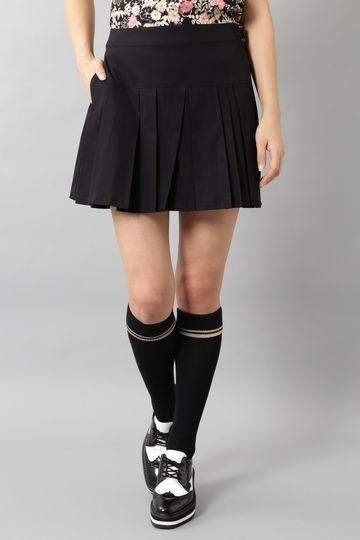 BK/ツイルビンテージスカート (WOMENS)