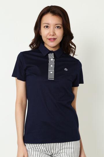 WH/COOLMAXハイゲージハニカムシャツ (WOMENS)