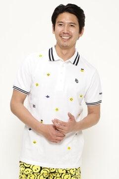 カノコ 半袖 ポロシャツ <PG SMILE>