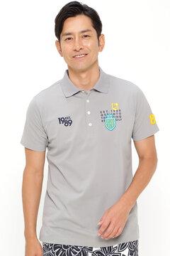 アロフト×サモーラ 半袖 ポロシャツ