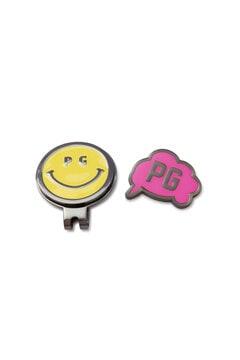 ふきだし&PG SMILE マーカー (UNISEX)
