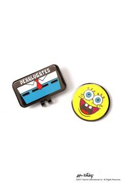 SpongeBob 鉄製マーカー