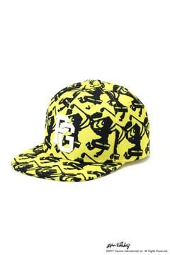 SpongeBob フラットブリムCAP