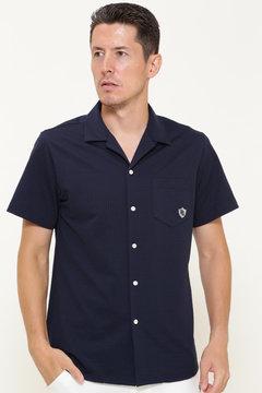 COOLMAX ニットサッカー 半袖ポロシャツ