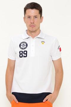 プライムフレックス カノコ バイカラー 半袖ポロシャツ