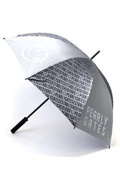 ロゴ柄 UV アンブレラ<傘> (UNISEX)