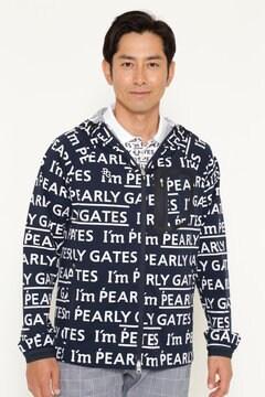 テックスブリット フルジップ パーカー <I'm PEARLY GATESロゴプリント>