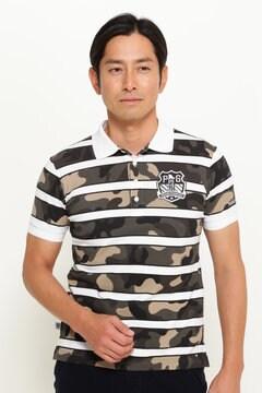カモボーダー カノコ 半袖ポロシャツ