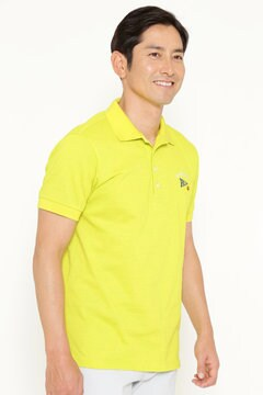 ペンタス カノコ 半袖ポロシャツ