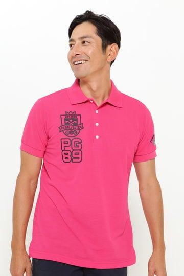 クールタッチ 4口 カノコ 半袖 ポロシャツ