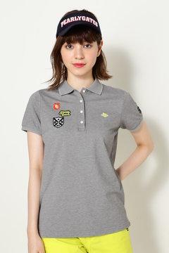 ファインクールタックカノコ 半袖ポロシャツ