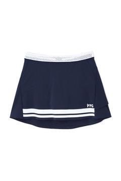 クールモーション ストレッチ ツイル ミニスカート <PPGシリーズ>