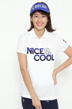 ミラキュラクール 裏カノコ 半袖ポロシャツ