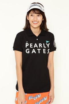 プライムフレックス 二段ロゴ 半袖ポロシャツ