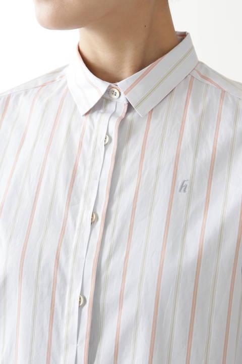 ソクタスストライプシャツ