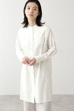 【先行予約 2月中旬-下旬入荷予定】≪Japan Couture≫60オーガニックブロードシャンブレー