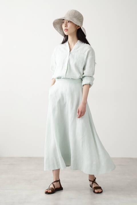 ハードマンリネンシャツ