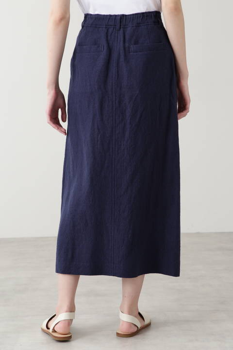 ≪Japan Couture≫リネンシルクスカート