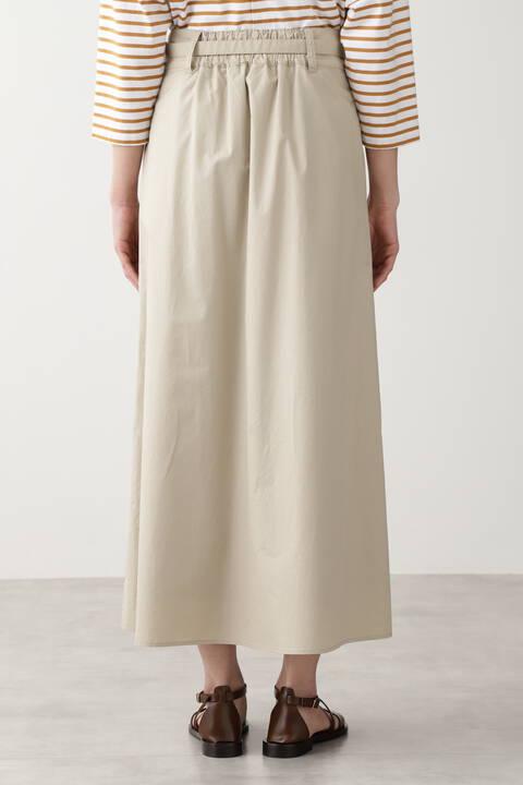 タイプライターツイルスカート