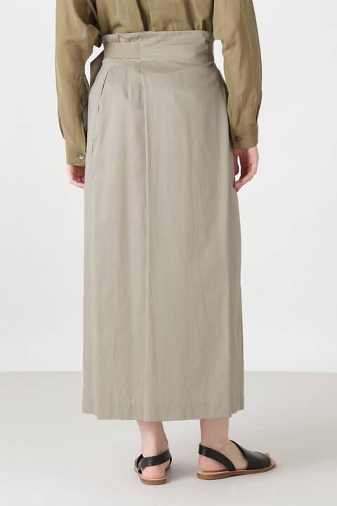 ウォッシュサテンスカート≪Rue dieu a la HUMAN WOMAN≫