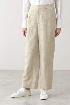 【先行予約 2月中旬-下旬入荷予定】≪Japan Couture≫W/Liヘリンボーンパンツ