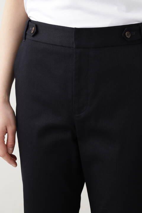 ピケストレッチパンツ