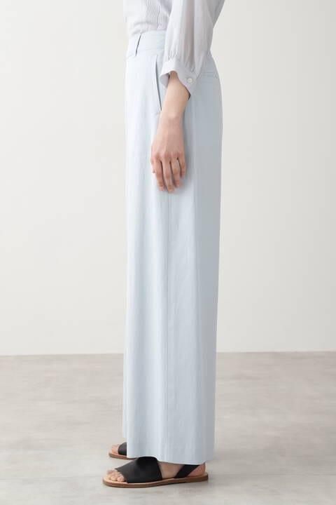 強撚ツイルワッシャーパンツ