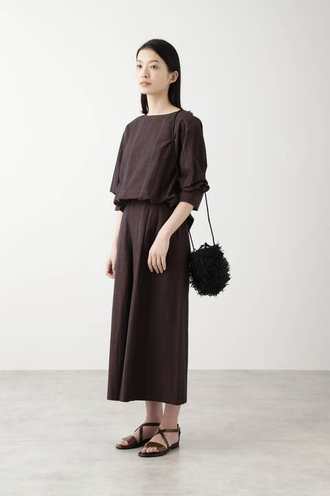 ≪Japan Couture≫ワイドパンツ