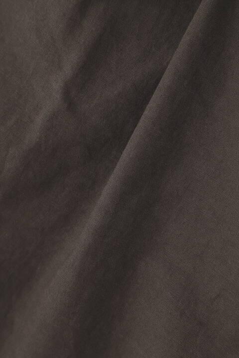 クールハウス綿麻オックスパンツ