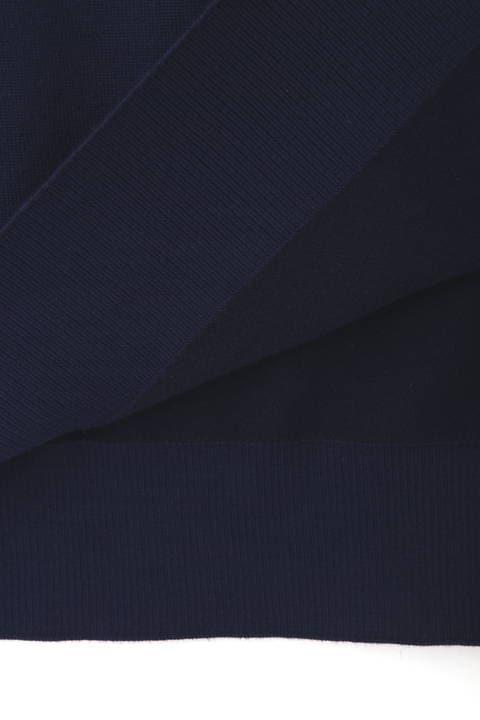 ハイゲージニットワンピース